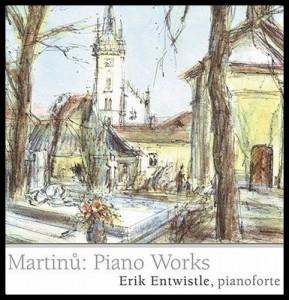 Martinu Piano Works by Erik Entwistle pianoforte