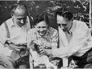 Kapral, Kapralova and Martinu